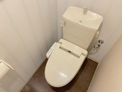 【トイレ】ミラージュ新子安