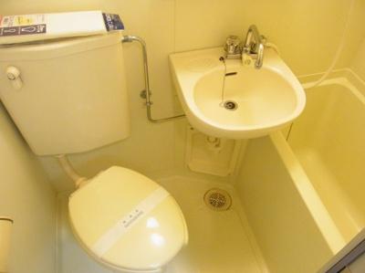 【浴室】ジョイフル南林間第2