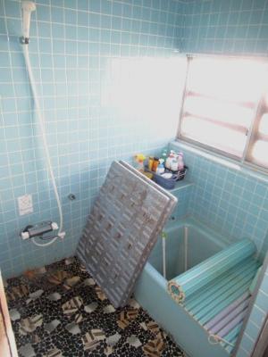 【浴室】能代市二ツ井町仁鮒・中古住宅