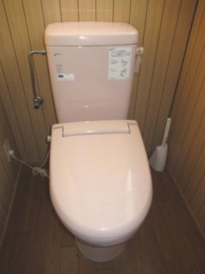 【トイレ】能代市二ツ井町仁鮒・中古住宅