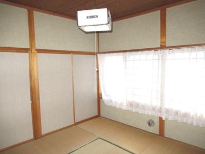 【和室】能代市二ツ井町仁鮒・中古住宅