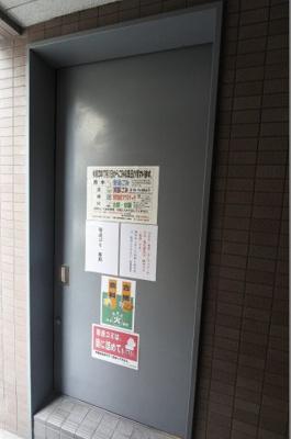 【その他共用部分】グランドメゾン松屋町