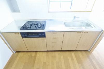 【キッチン】グランドメゾン松屋町
