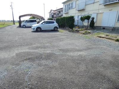 【駐車場】エンゼルハイツ
