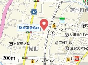 【地図】メゾンボナール