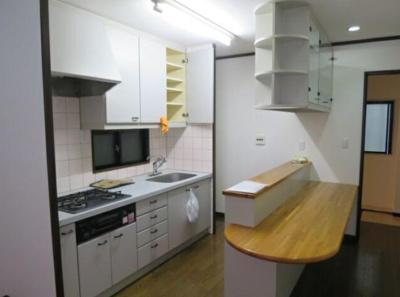 【キッチン】台東区松が谷 商業地域 一棟ビル