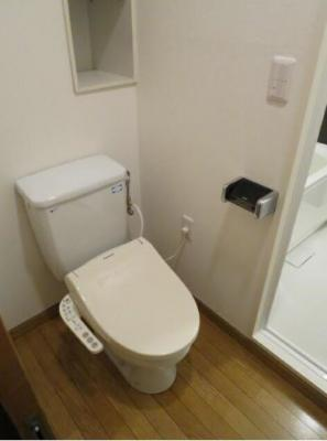 【トイレ】台東区松が谷 商業地域 一棟ビル