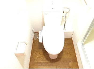 【トイレ】レオパレス13STONE Ⅱ(29480-207)