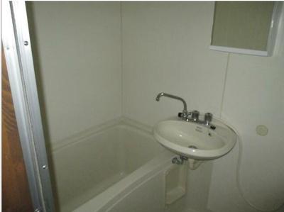 【浴室】ドミールモリヤマ