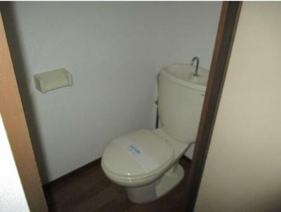 【トイレ】ドミールモリヤマ