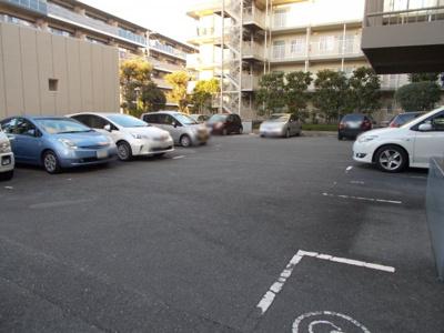 【駐車場】千里豊津パークハイツ