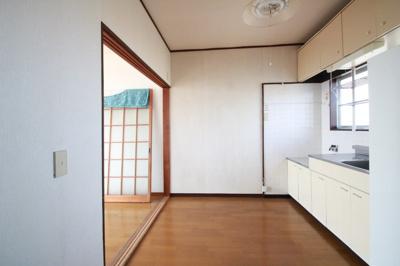 【内装】和泉ハイツB棟