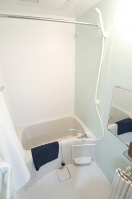 【浴室】オークヒルズ新板橋