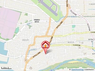 【地図】エトワール・スピカ