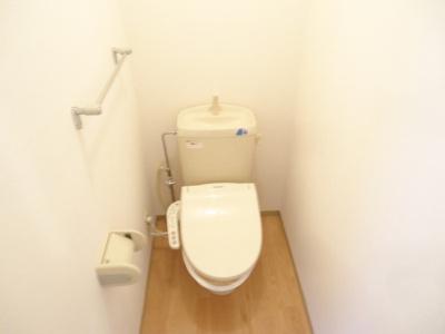 【トイレ】エトワール・スピカ