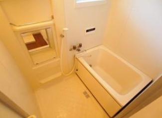 【浴室】《満室稼働13.72%》茂原市東郷一棟アパート