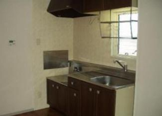 【キッチン】《満室稼働13.72%》茂原市東郷一棟アパート