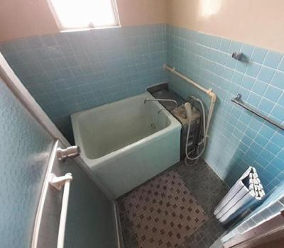 【浴室】和泉ハイツC棟