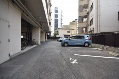 【駐車場】八峯閣ビル