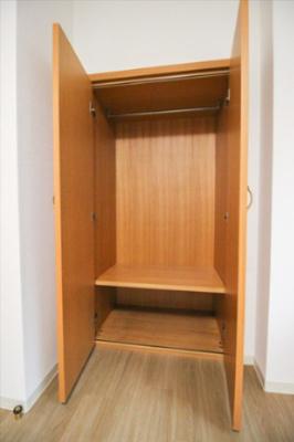 サービスルーム約6.3帖のクローゼット