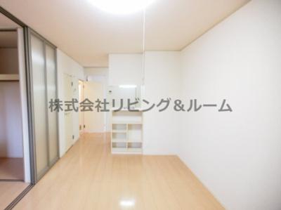【居間・リビング】ポートスクエア・A棟