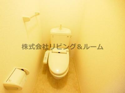 【トイレ】ポートスクエア・A棟