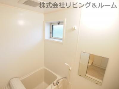 【浴室】ポートスクエア・A棟
