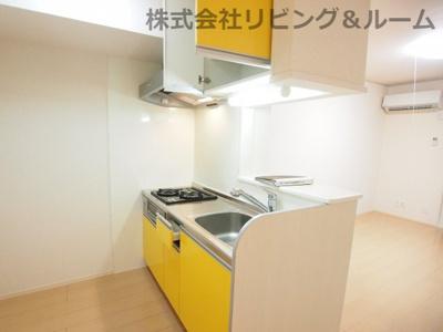 【キッチン】ポートスクエア・A棟