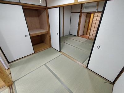 【寝室】西岩田1丁目貸家