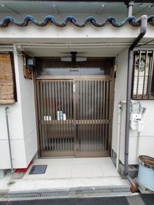 【エントランス】西岩田1丁目貸家