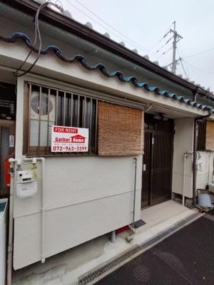 【外観】西岩田1丁目貸家