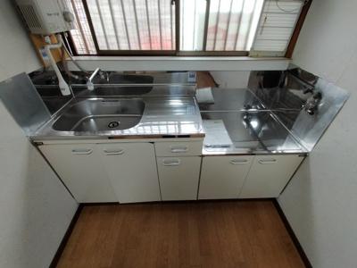 【キッチン】西岩田1丁目貸家