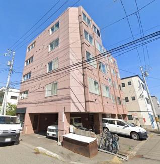 【外観】《鉄骨造9.86%☆》札幌市東区北三十二条東16丁目一棟マンション