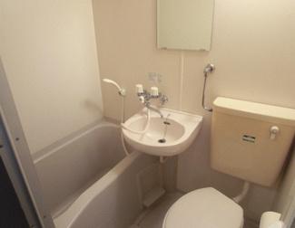 【浴室】《鉄骨造9.86%☆》札幌市東区北三十二条東16丁目一棟マンション