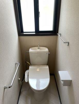 【トイレ】しあわせ野42号棟