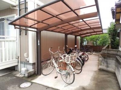 【駐車場】ルピナスコートA棟