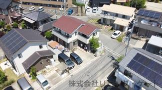 甲府市新田町 平成24年築・注文住宅・オール電化住宅 内覧可能です。お気軽にお問合せください。