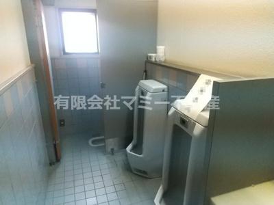 【トイレ】岸岡町事務所