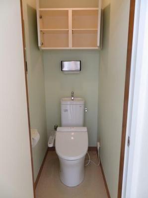 【トイレ】コーポニシⅡ