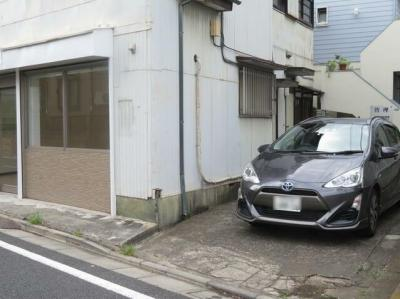 【駐車場】コーポニシⅡ