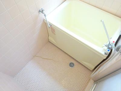 【浴室】コーポラス杉並