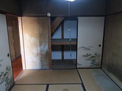 【和室】右京区嵯峨釈迦堂大門