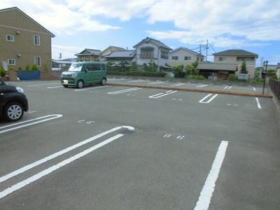 【駐車場】オッツ おぜまち A棟・B棟