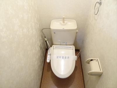 【トイレ】カーサイズミ