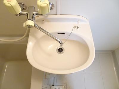 【洗面所】カーサイズミ