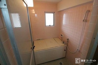 【浴室】コーポラスマツイ
