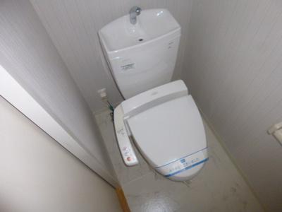 【トイレ】カーサユタカ
