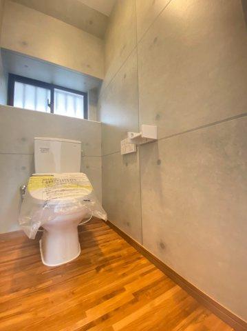 【トイレ】沖縄市南桃原 中古戸建て