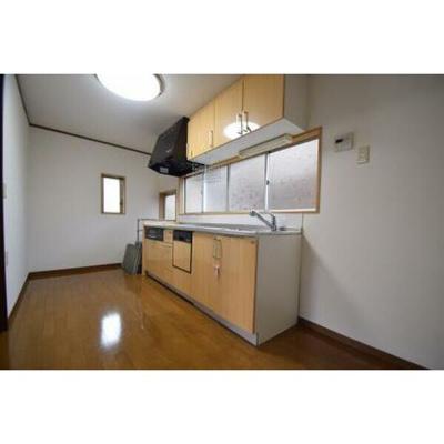 【キッチン】北二ツ杁戸建賃貸