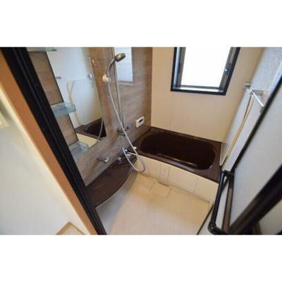 【浴室】北二ツ杁戸建賃貸